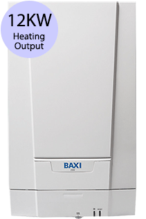 Baxi 200 Series 212 Heat 12KW Gas Regular Boiler