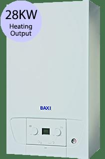 Baxi 200 Series 228 Combi 28KW Gas Combi Boiler