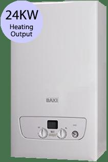 Baxi 600 Series 624S 24KW LPG System Boiler