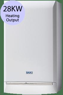 Baxi Baxi Duo-tec 28 Combi 28KW Gas Combi Boiler