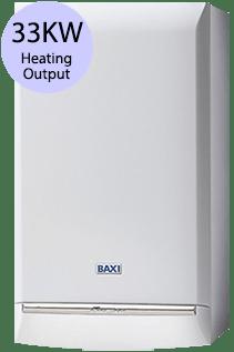 Baxi Baxi Duo-tec 33 Combi 33KW Gas Combi Boiler