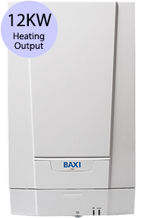 Baxi EcoBlue 12 Heat 12KW Gas Regular Boiler