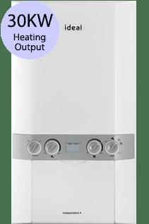 Ideal Independent C30 30KW Gas Combi Boiler