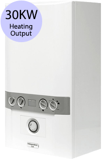 Ideal Independent+ 30 30KW Gas Combi Boiler