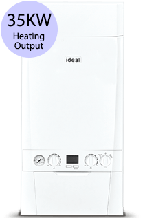 Ideal Code ES 26 26KW Gas Combi Boiler