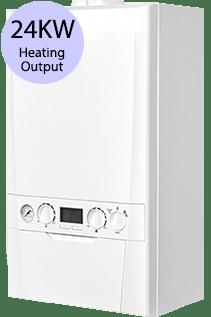 Ideal LOGIC+ C24 24KW Gas Combi Boiler
