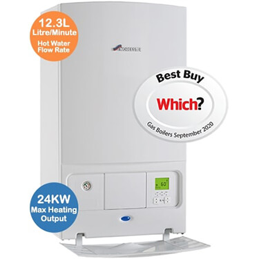 Worcester Bosch Greenstar 30cdi lgp regular boiler