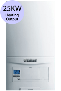 Vaillant ecoFIT pure 425 25KW Gas Regular Boiler