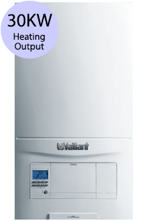 Vaillant ecoFIT pure 830 30KW Gas Combi Boiler