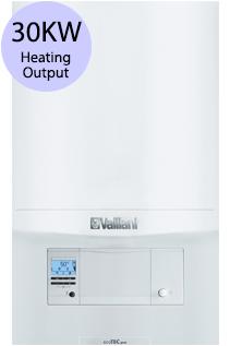 Vaillant ecoTEC pro 30 30KW Gas Combi Boiler
