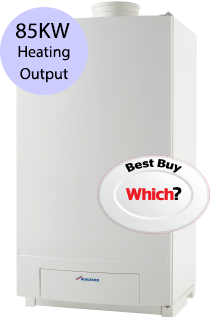 Worcester GB162 85kW 85KW Gas System Boiler