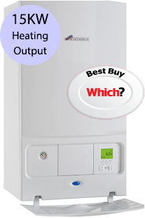 Worcester 15i System 15KW LPG System Boiler