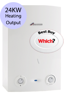 Worcester 24Ri 24KW Gas Regular Boiler